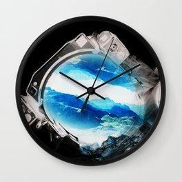 Earth Odyssey 2016 Wall Clock