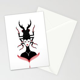 Eternal Queen Stationery Cards