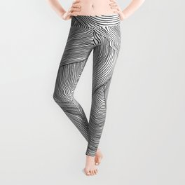 Tangled thoughts Leggings