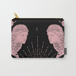 Magnificat black Carry-All Pouch
