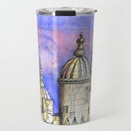 belem tower . torre de belem Travel Mug
