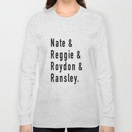 Nate & Reggie Long Sleeve T-shirt