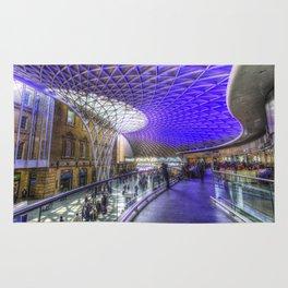 Kings Cross Station London Rug
