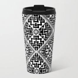 Black and White | Leyana Tribal 1 Travel Mug