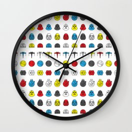 Balance in the Force Wall Clock