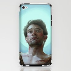 Murdock as a Martyr iPhone & iPod Skin