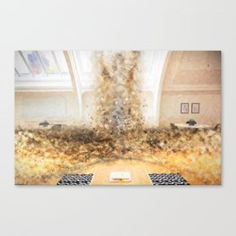 New Normal Canvas Print