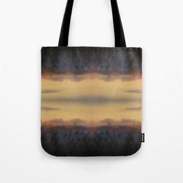 Misty Dusk Tote Bag