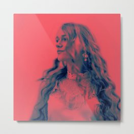 Young woman 5 Metal Print