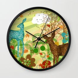 oh my dear! Wall Clock