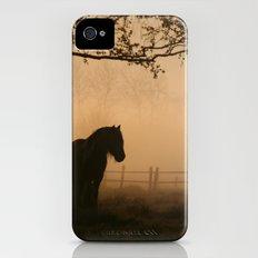 a pony iPhone (4, 4s) Slim Case