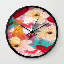BOHO DELIGHT Wall Clock