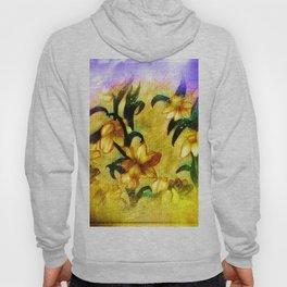 Spring Daffodils Hoody