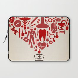 Doctor Laptop Sleeve