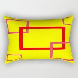 easy edge  (A7 B0118) Rectangular Pillow