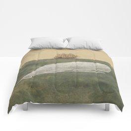 Far From Nantucket  Comforters