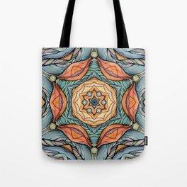 beautiful fantastic flowers Tote Bag