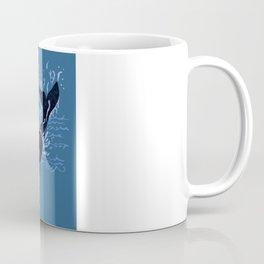 Sag Harbor Whale Coffee Mug