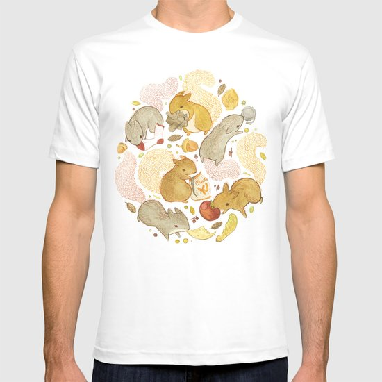 Things Squirrels Probably Shouldn't Be Eating T-shirt