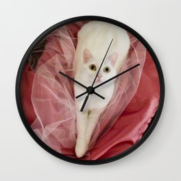 Princess Tyche Wall Clock