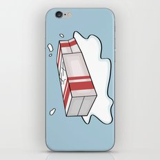 Spilt Milk iPhone & iPod Skin