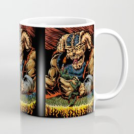 judgment of the devil Coffee Mug