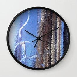 Urban Abstract 96 Wall Clock