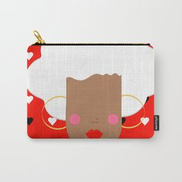 Love thyself, Bitch. Carry-All Pouch