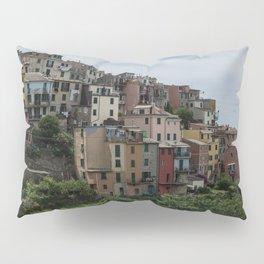 Cinque Terre, Italy panoramic Pillow Sham