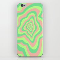 watermelon iPhone & iPod Skins featuring Watermelon by Popsicle Illusion