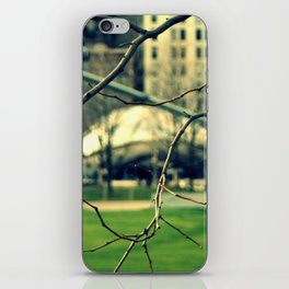 The Chicago Bean iPhone Skin