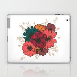 Bohemian Bouquet Laptop & iPad Skin