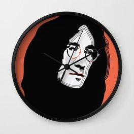 John - Pop Style Wall Clock