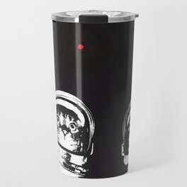 astronaut cats Travel Mug
