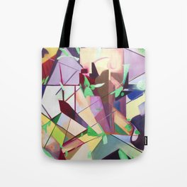 Color of Space Tote Bag