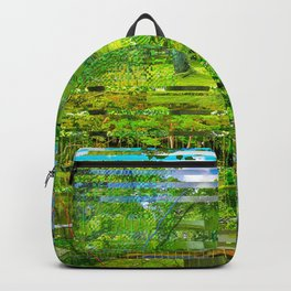 Landscape of My Heart (4 as 1) Backpack