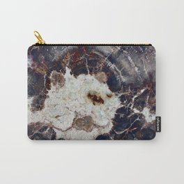 Cracks of Beauty Carry-All Pouch