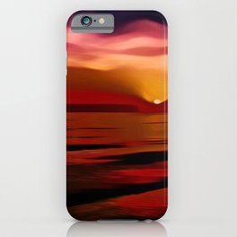 Graceful (Digital Art) iPhone Case