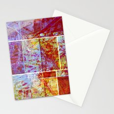 Comic Chaos Stationery Cards