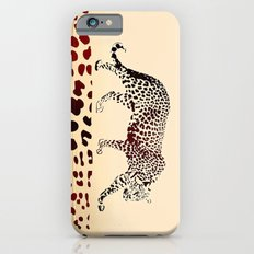 Animal pattern iPhone 6s Slim Case