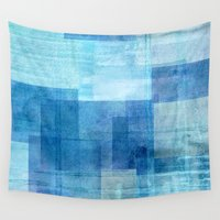 paradise Wall Tapestries featuring Paradise by T30 Gallery