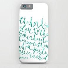 Psalm 34:18 iPhone 6s Slim Case