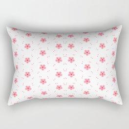 Modern Star Pattern Art Prints Rectangular Pillow