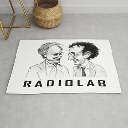 RadioLab with Robert and Jad Rug