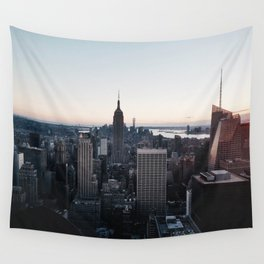 The, New York City Wall Tapestry