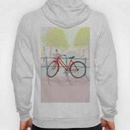 Amsterdam Canal Bike Hoody