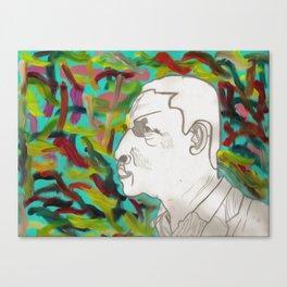 Trane Canvas Print