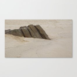 Rest Rock Canvas Print