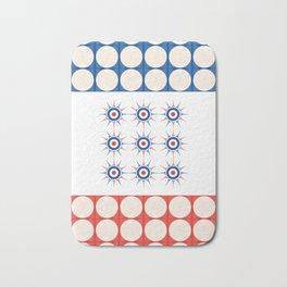 Tic Tac Toe - Towels & more Bath Mat