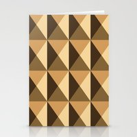 copper Stationery Cards featuring Copper by Fernanda Fattu
